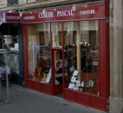 Coiffure Claude Pascal
