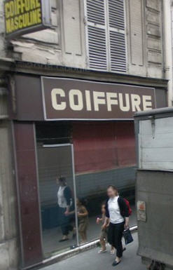 Coiffure André