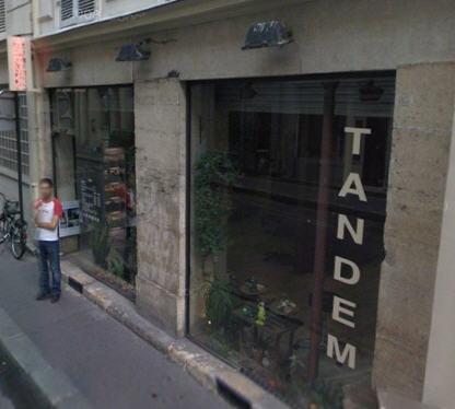 Tandem à Paris 10