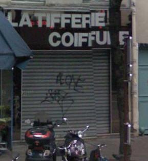 La Tifferie à Paris 10
