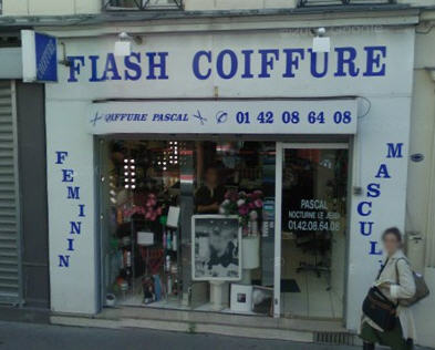 Flash Coiffure à Paris 10
