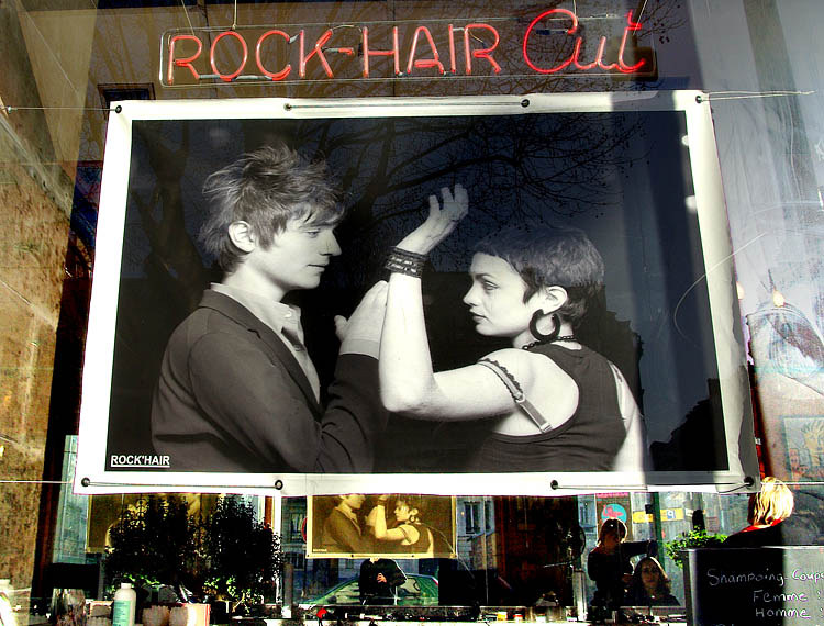 Rock-Hair à Paris 10