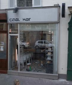 Canal Hair