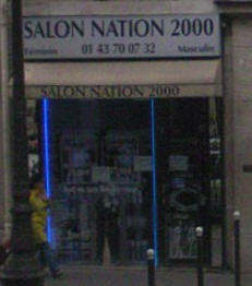 Salon Nation 2000
