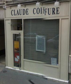 Claude Coiffure