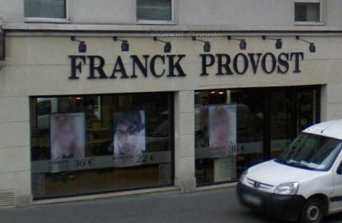 Franck provost paris 11 avis tarifs horaires t l phone - Tarif salon franck provost ...
