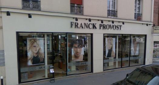 Franck Provost à Paris 13