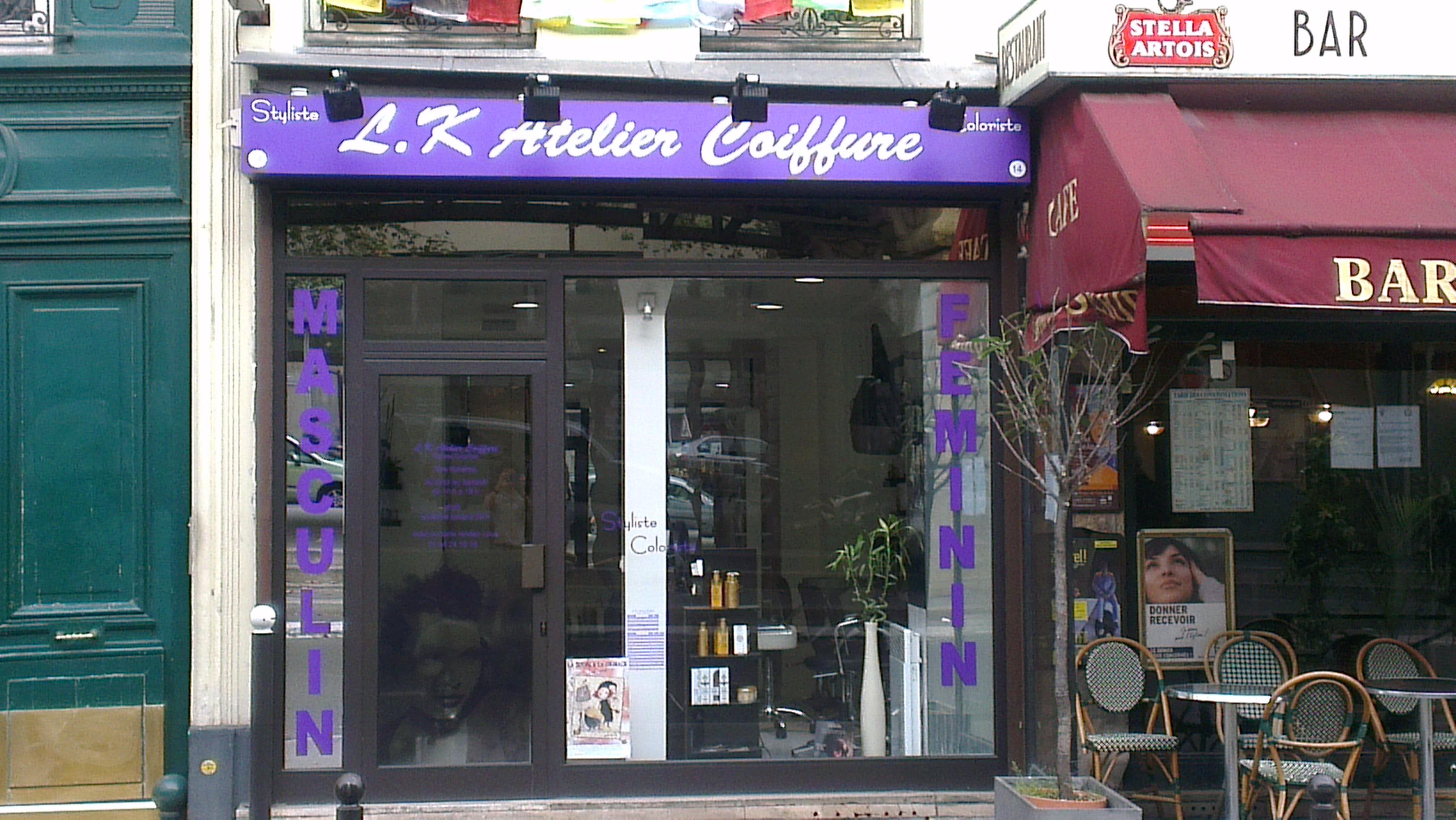 L.K Atelier Coiffure
