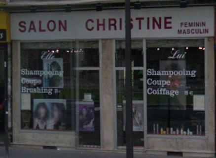 Salon Christine à Paris 14