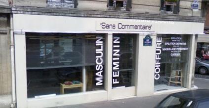 Sans commentaire à Paris 14