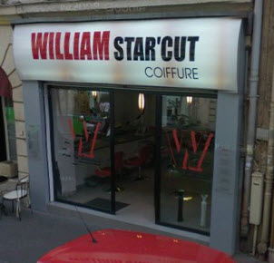 William Star'Cut à Paris 17