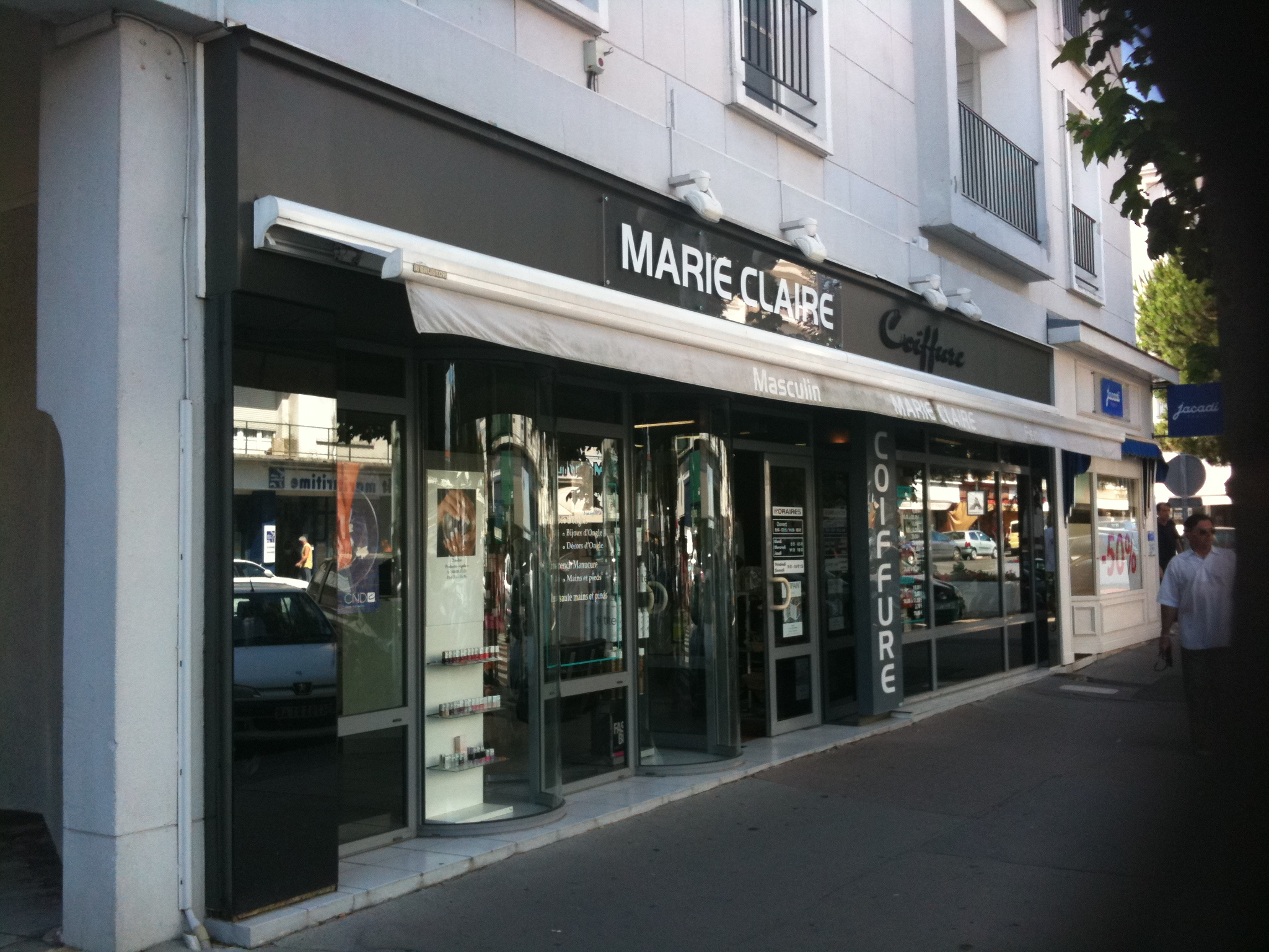 Coiffure Marie-Claire
