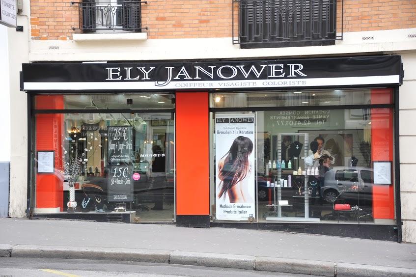 Janower ely paris 19 avis tarifs horaires t l phone - Salon de coiffure paris 19 ...