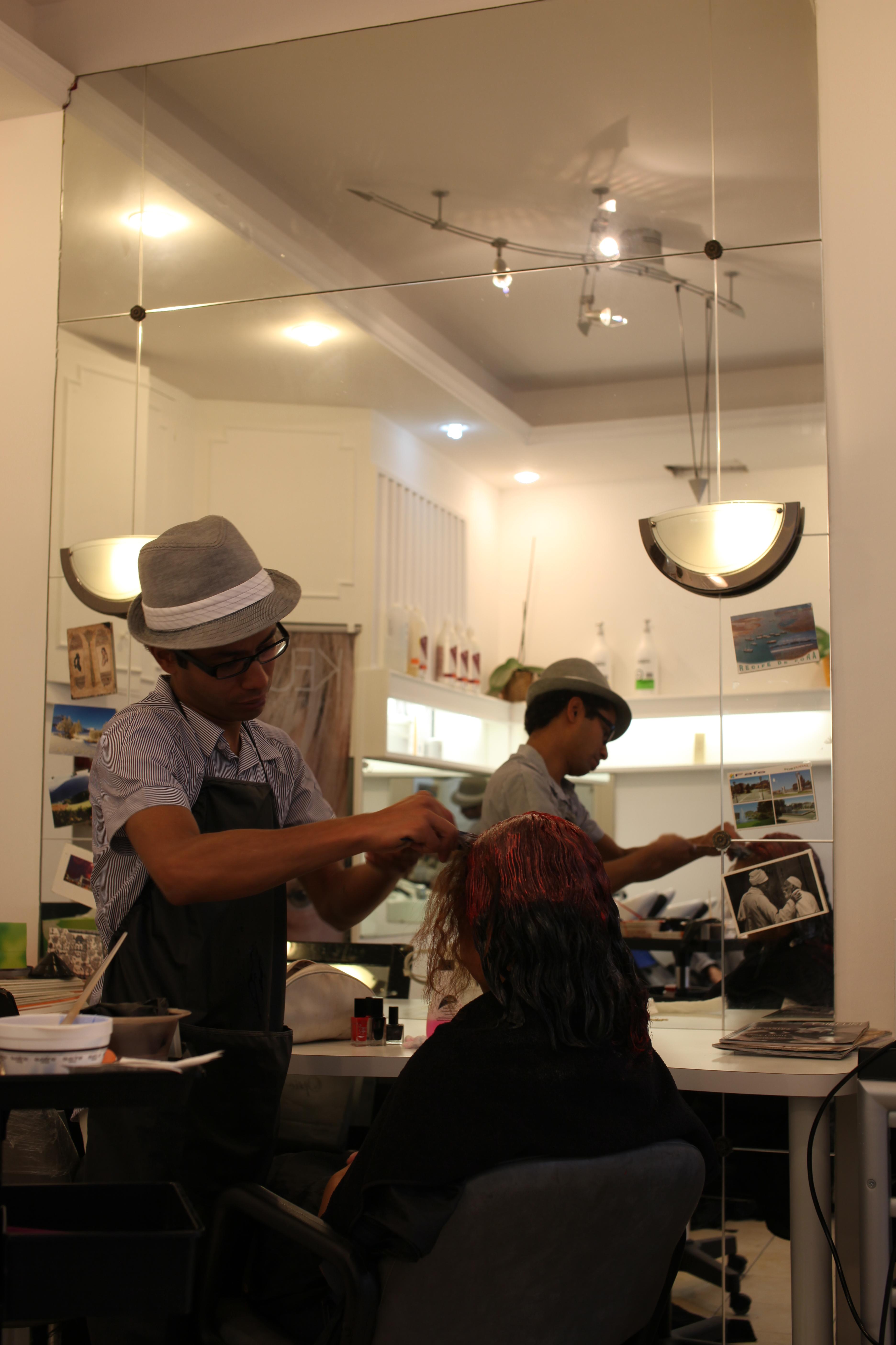 SG coiffure par Silvio