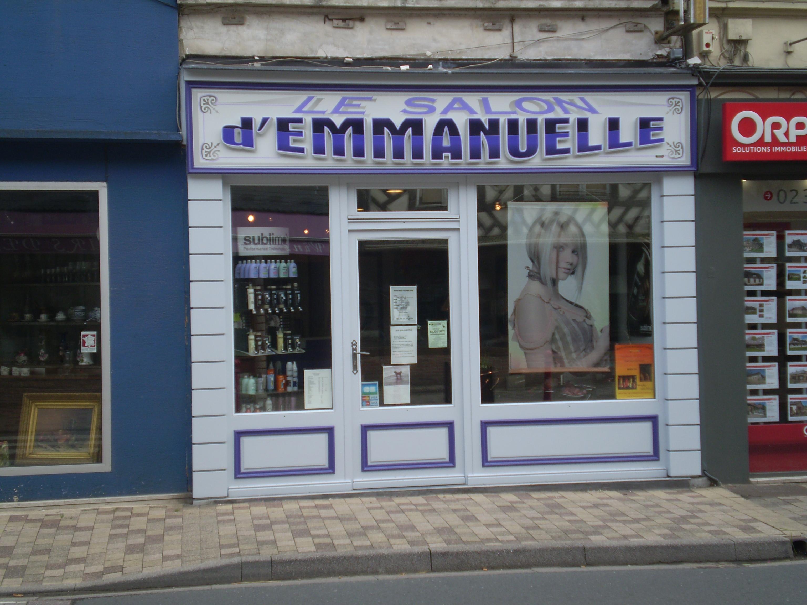 Le Salon D'Emmanuelle