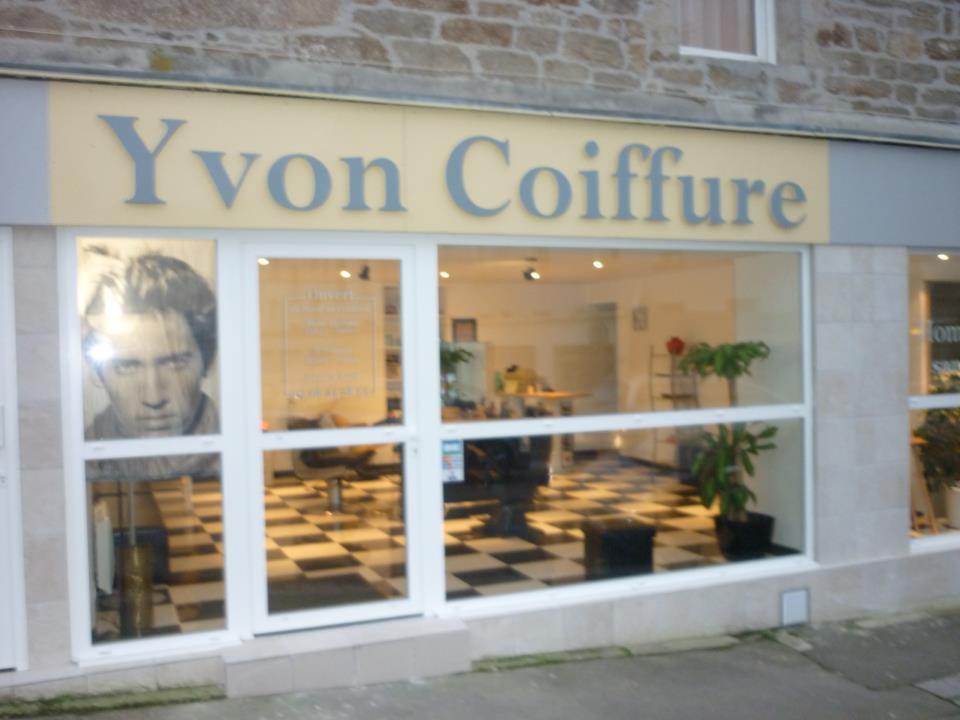Yvon Coiffure Brest - Avis, Tarifs, Horaires, Téléphone