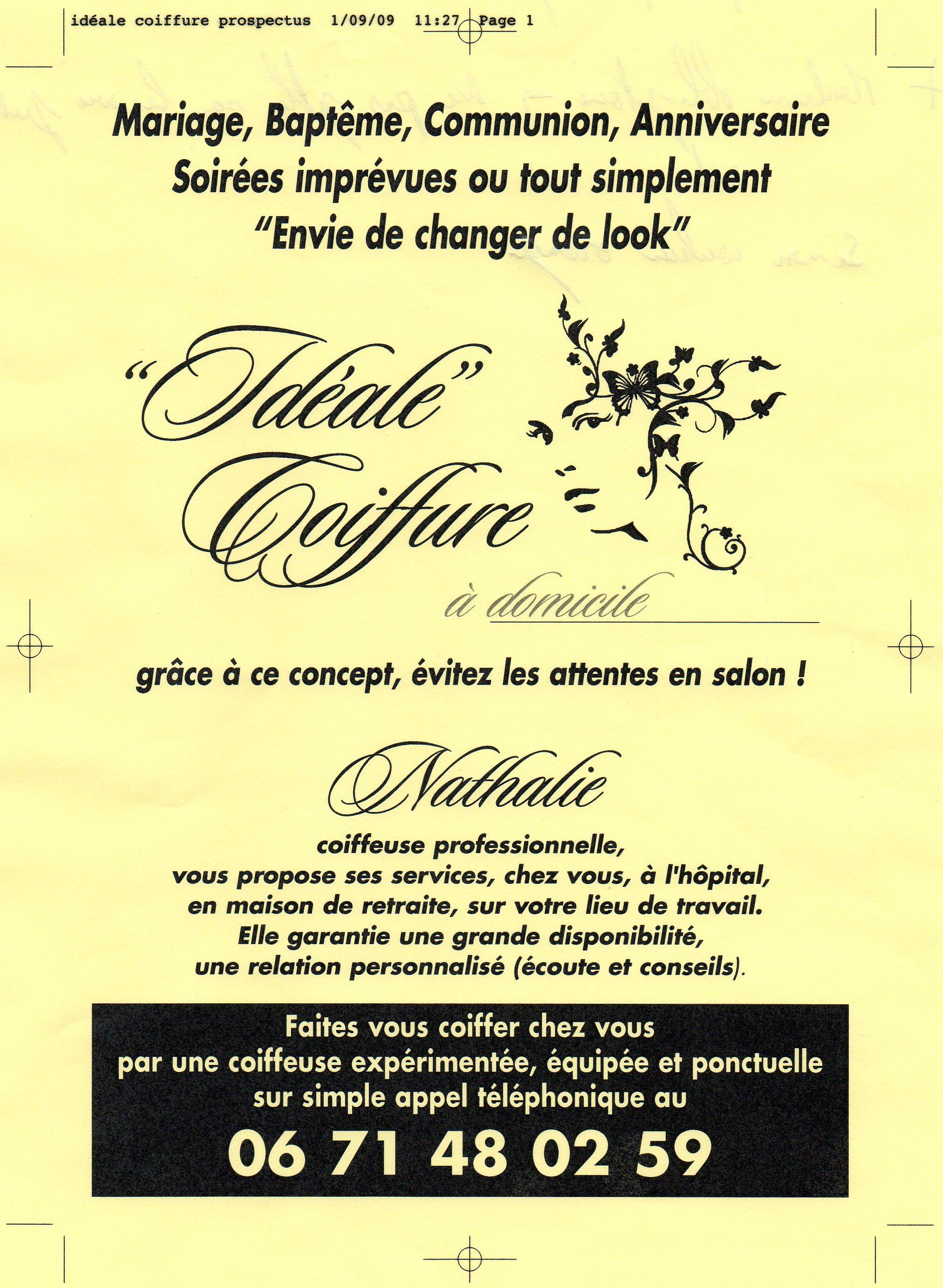 Idéale Coiffure