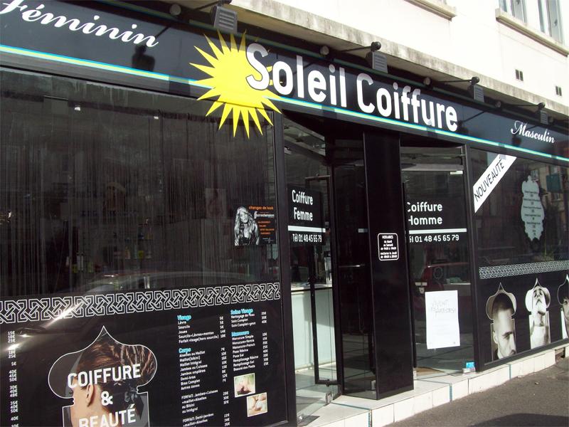 Soleil Coiffure - Noisy-le-Sec