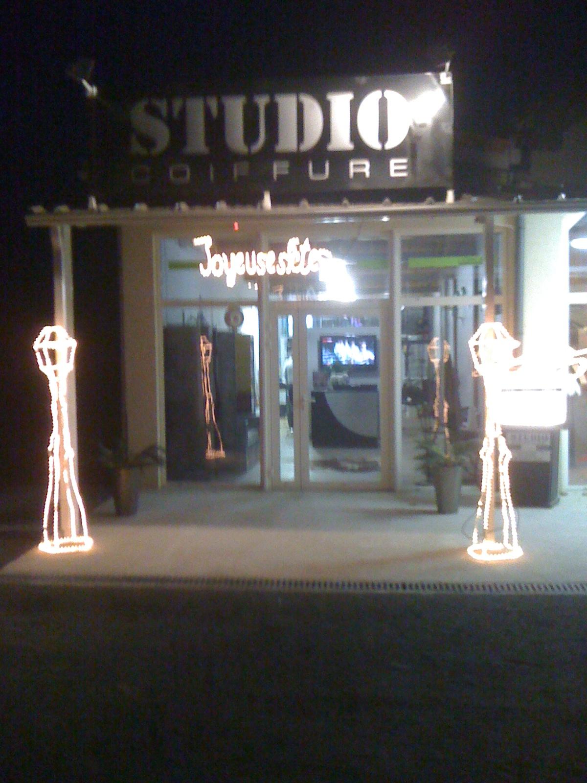 Studio coiffure Homme