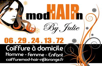 Mod'Hair'n by Julie