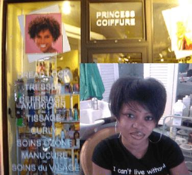 princess coiffure chamb ry avis tarifs horaires t l phone