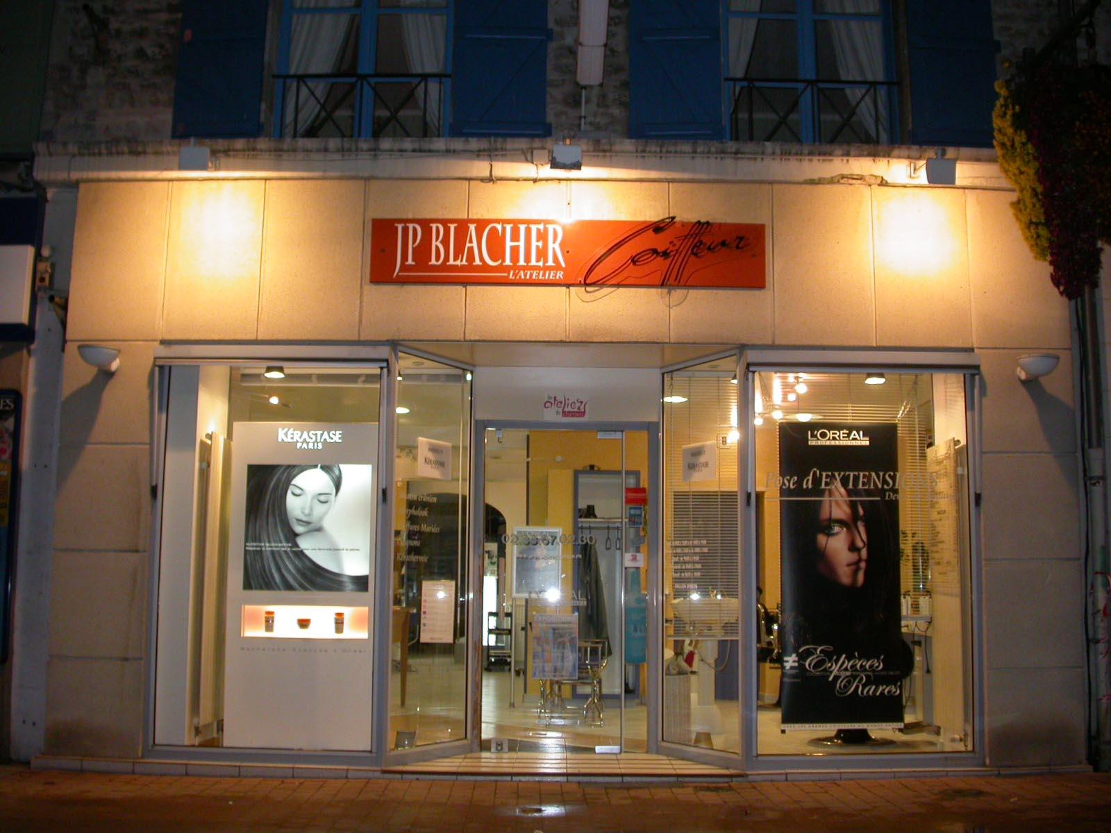 JP Blacher coiffeur