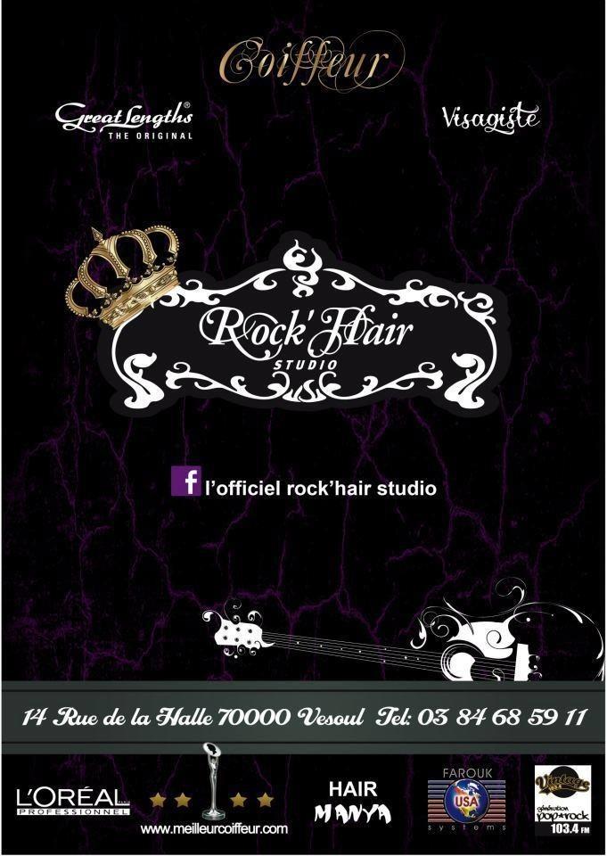 Rock Hair Studio - Vesoul