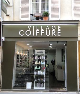 Village Coiffure Paris 17