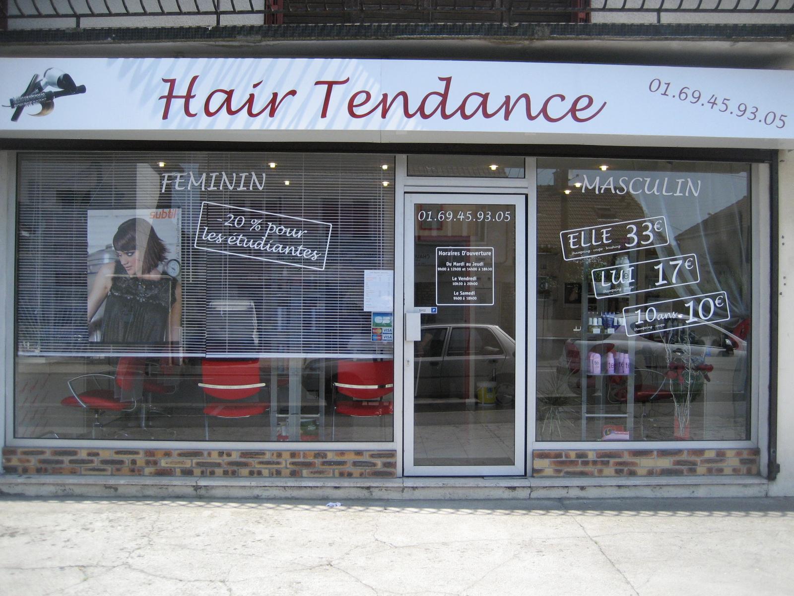 Hair Tendance