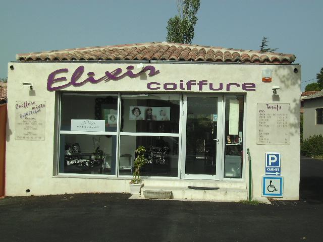 Elixir coiffure esthetique