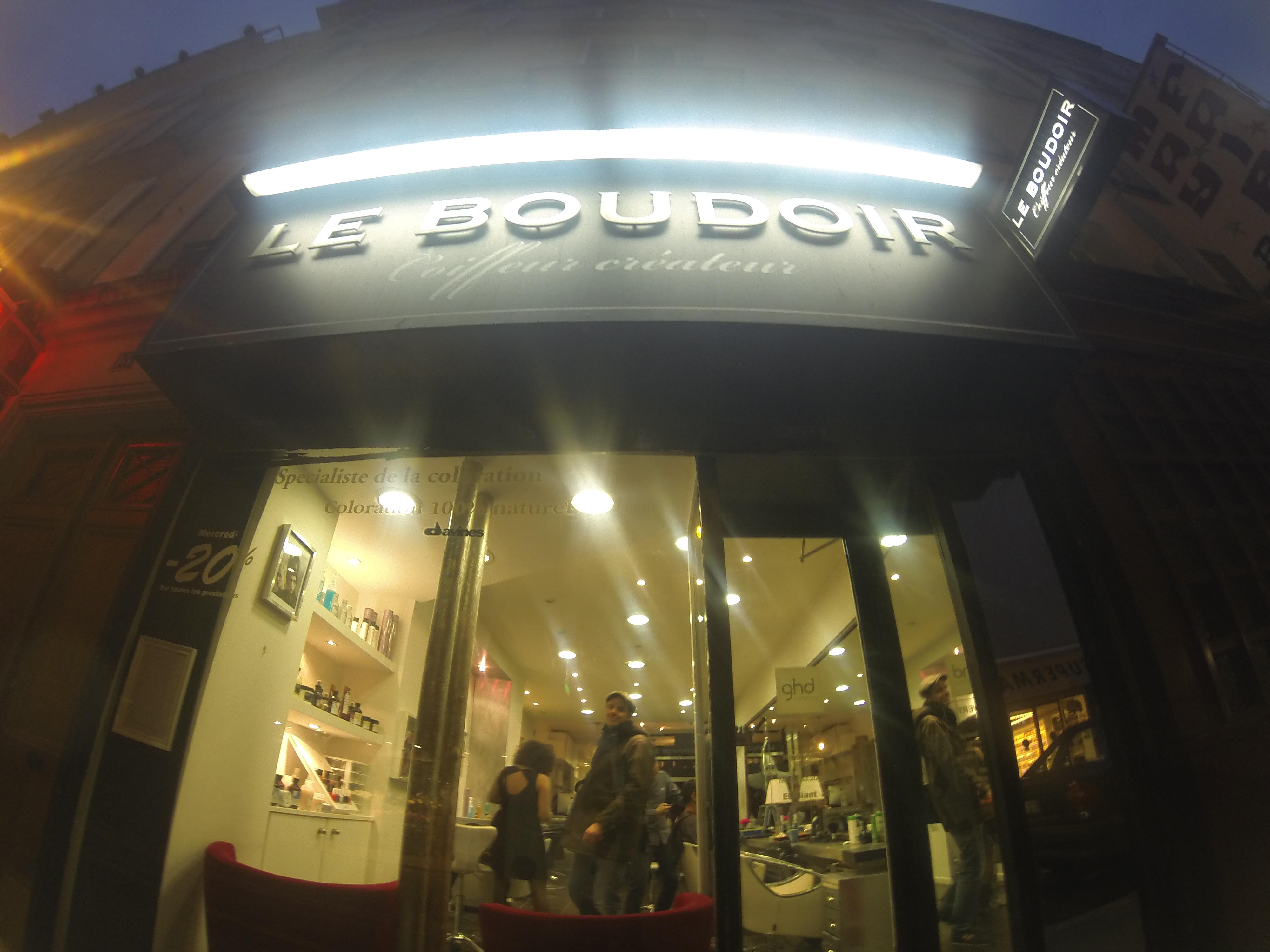 Le Boudoir à Paris 09