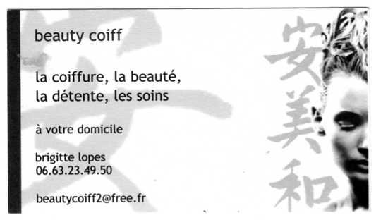 Beauty coiff