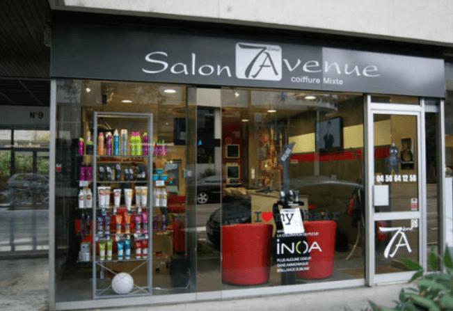 Salon 7eme Avenue Annecy Avis Tarifs Horaires Telephone