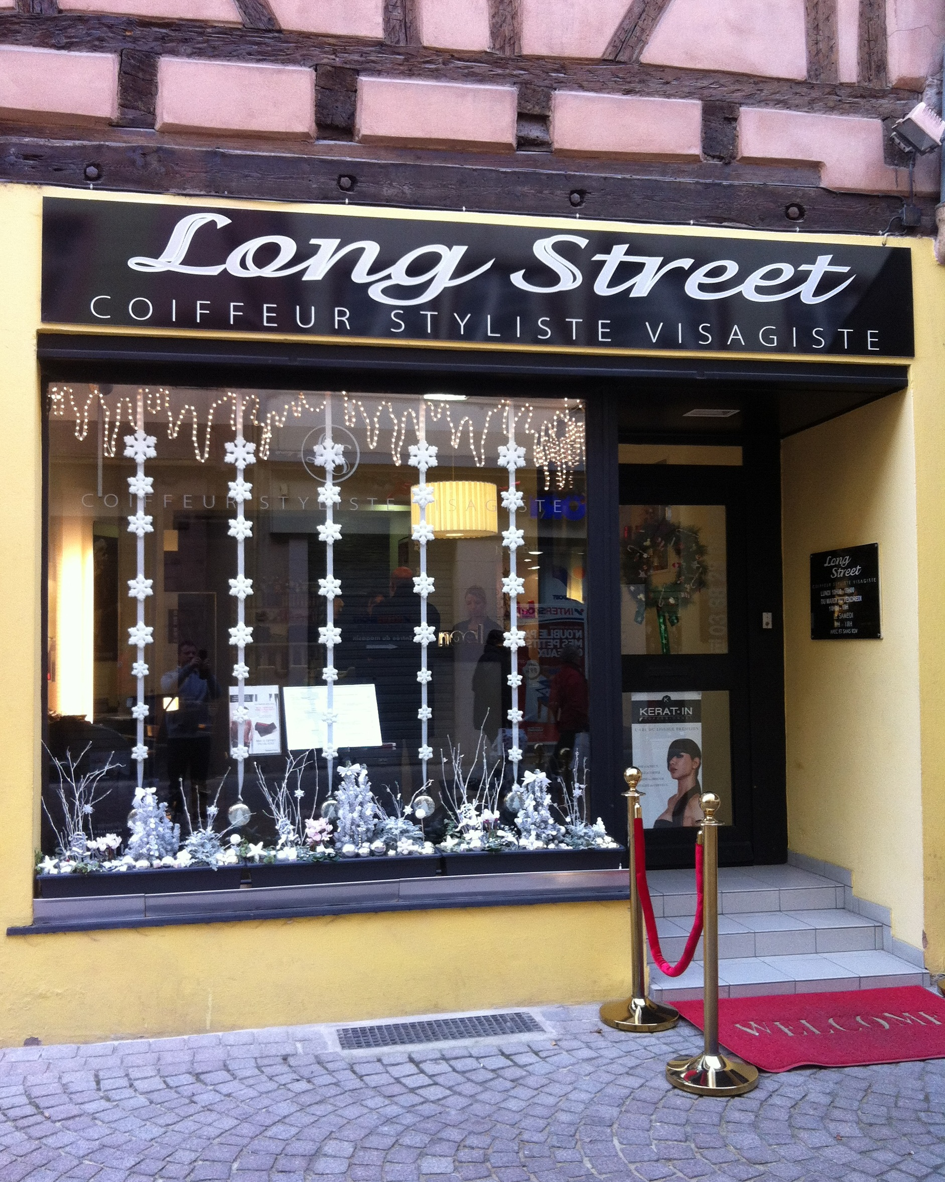 Long Street Strasbourg - Avis Tarifs Horaires Tu00e9lu00e9phone