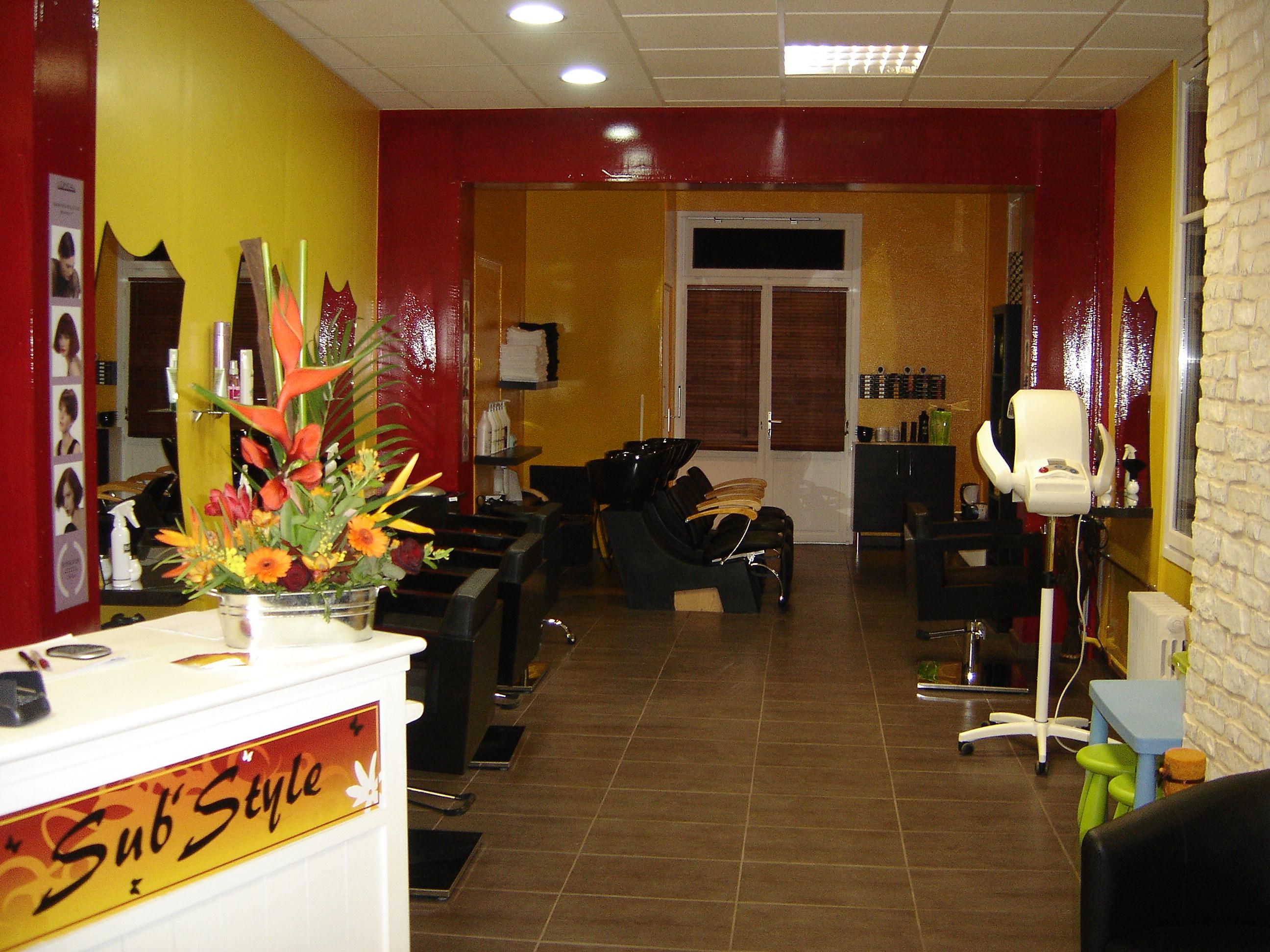 Sub style grandvilliers avis tarifs horaires t l phone for Salon de coiffure noisy le grand