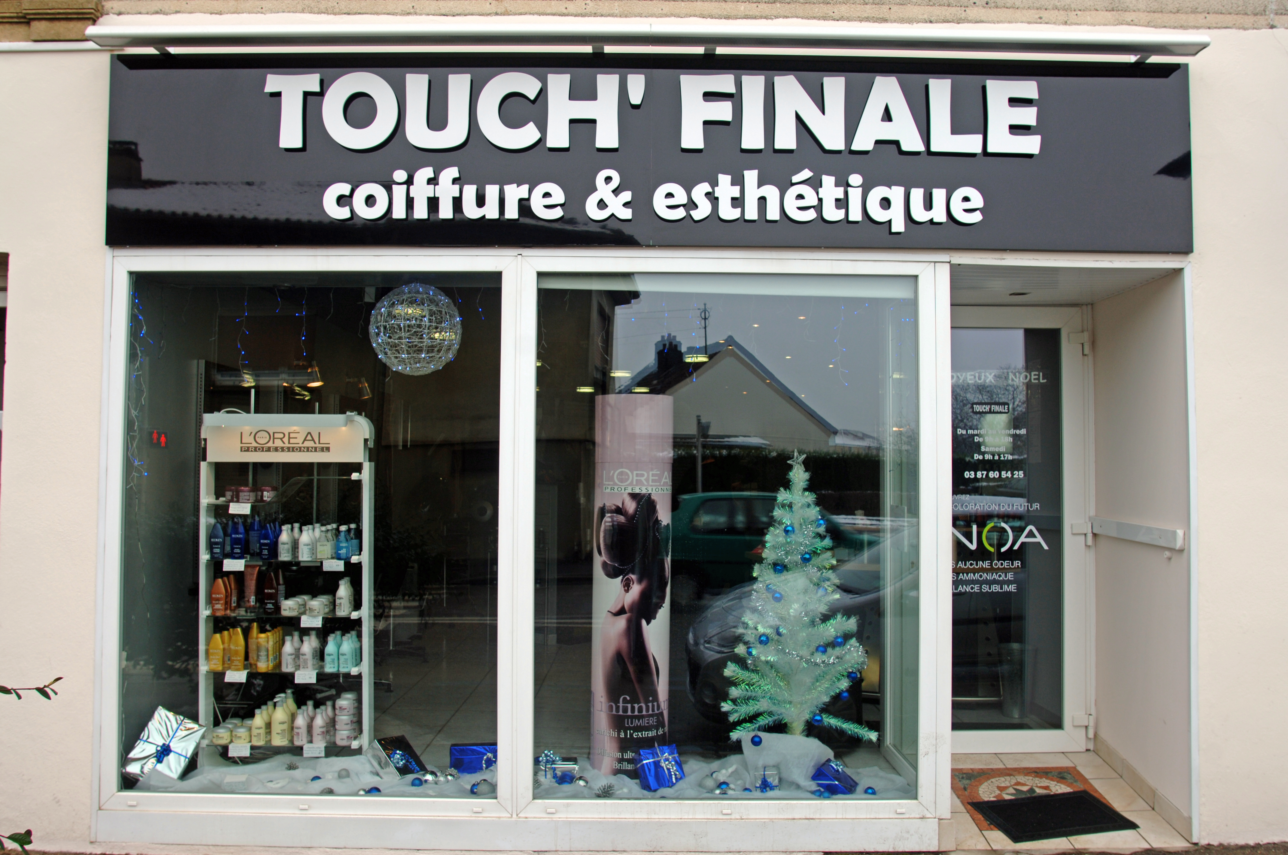 Touch'finale