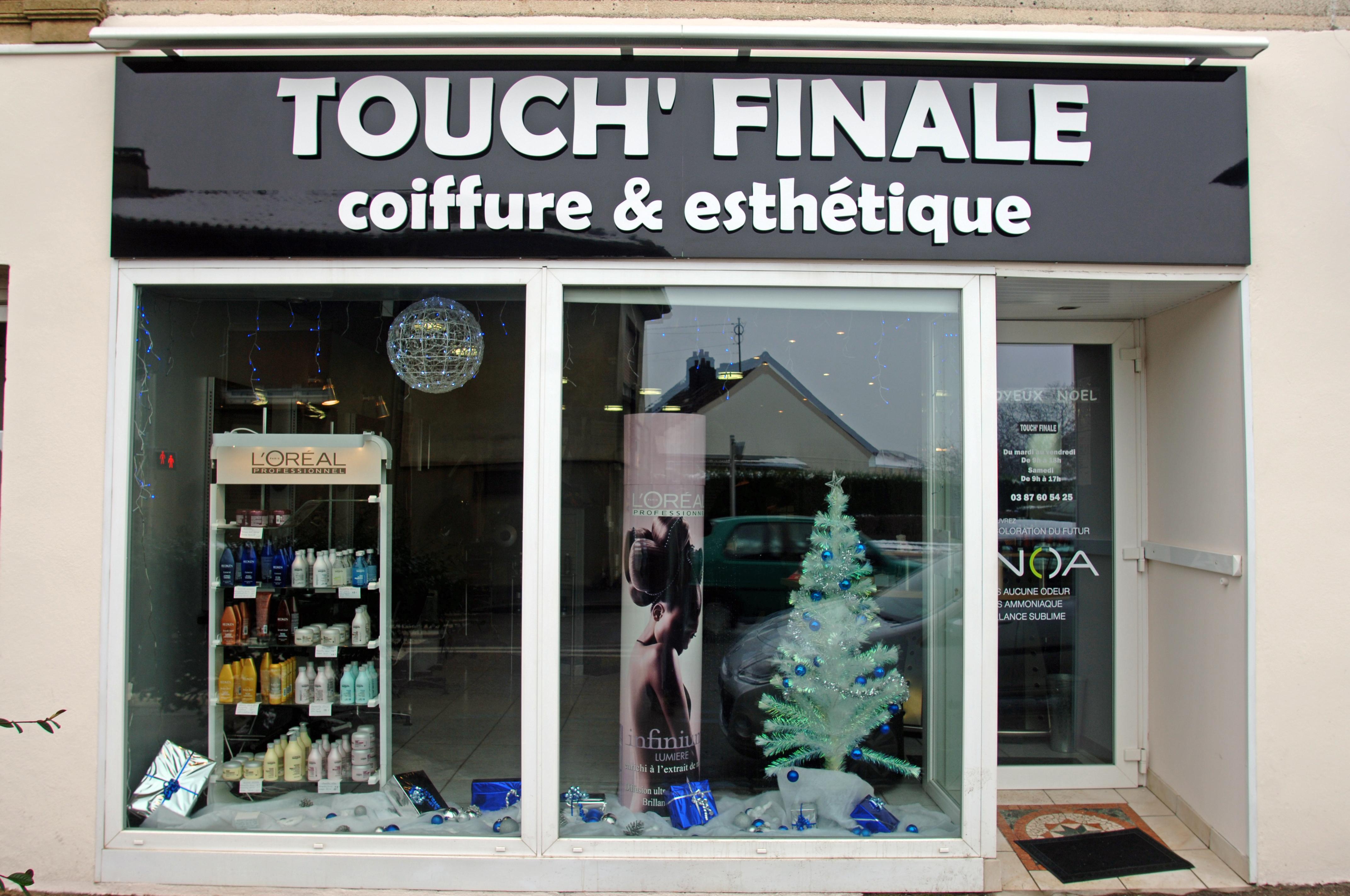 Touch'finale Sainte-Marie-aux-Chênes