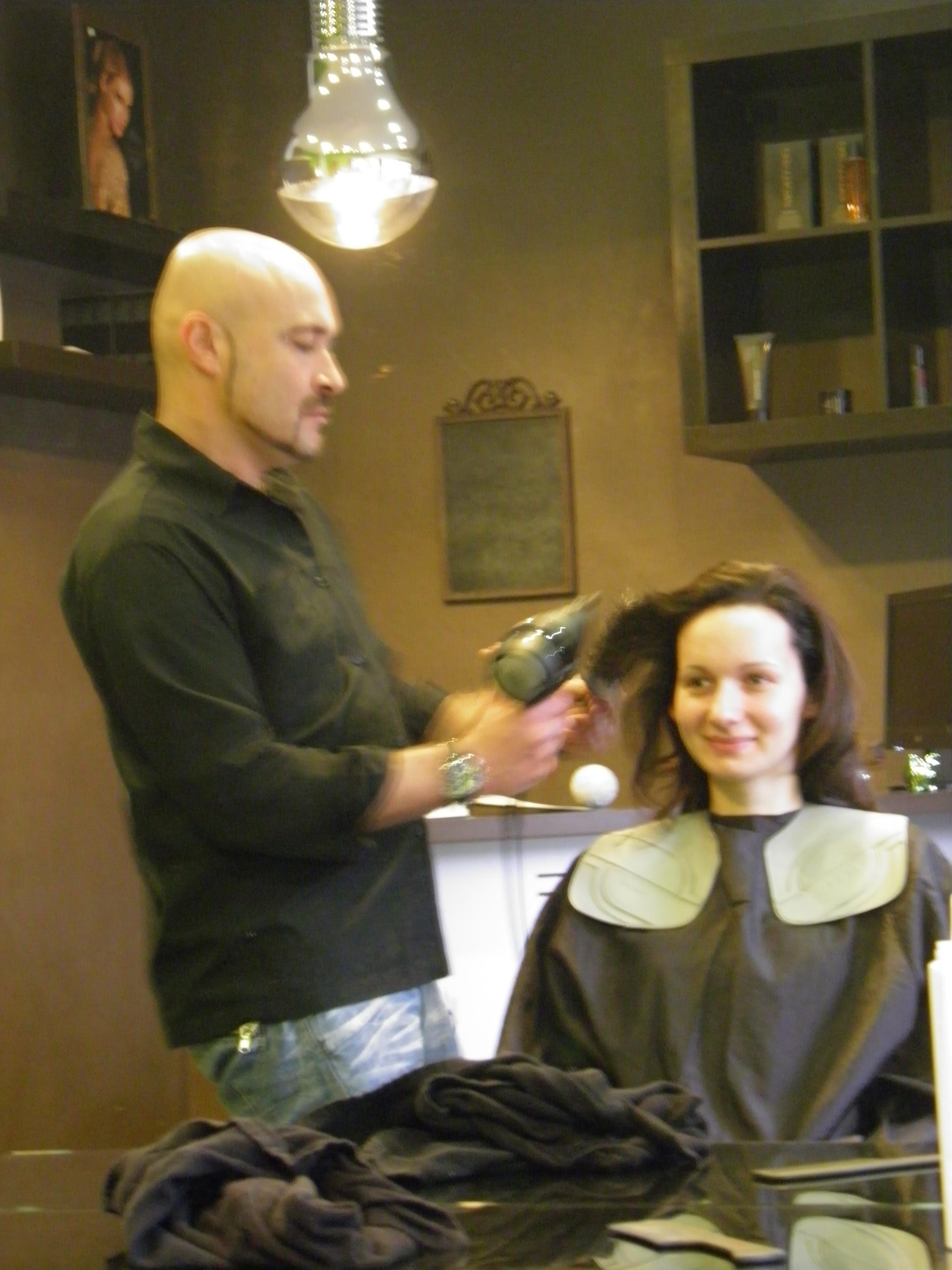 Vincent coiffeur créateur Strasbourg