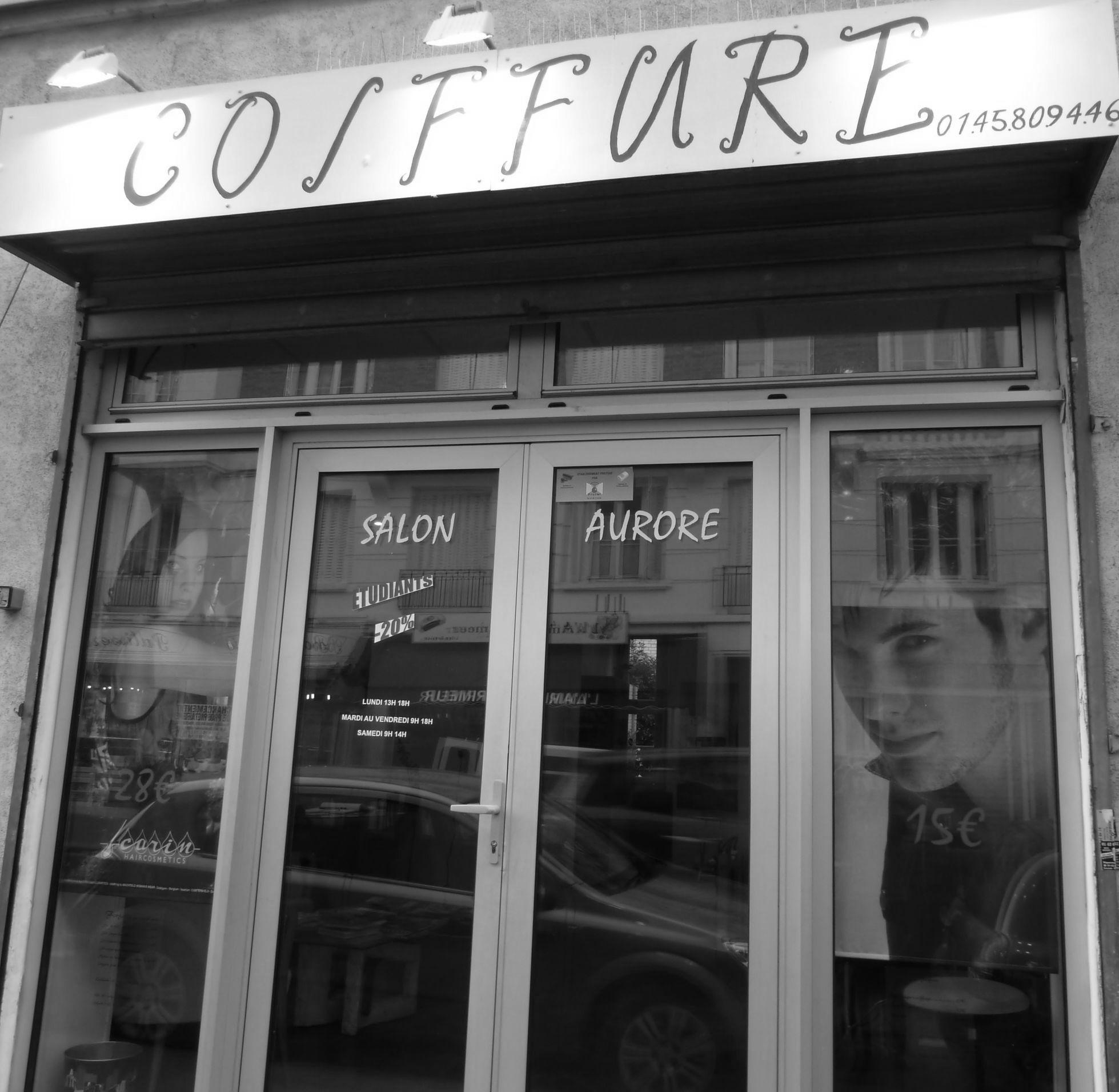 Salon aurore paris 14 avis tarifs horaires t l phone for Salon de coiffure paris 18