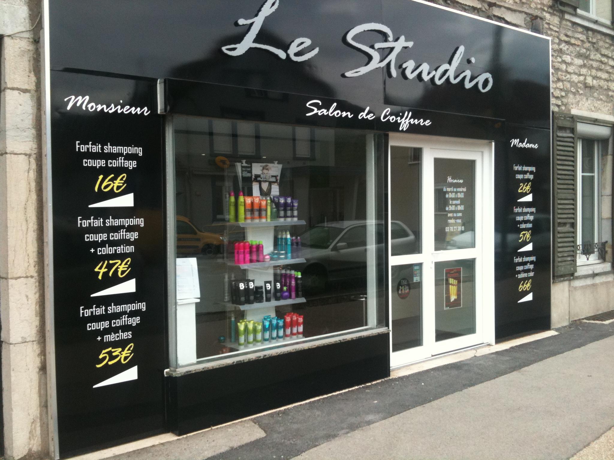 Le Studio - Roche-lez-Beaupré