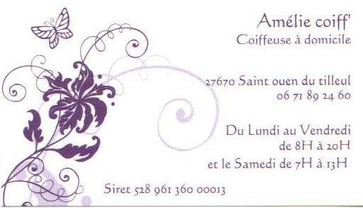 Amelie coiff'