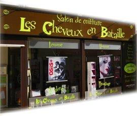 Les cheveux en bataille ivry la bataille avis tarifs for Salon de coiffure tarif