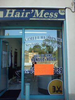 Hair'Mess Montois-la-Montagne