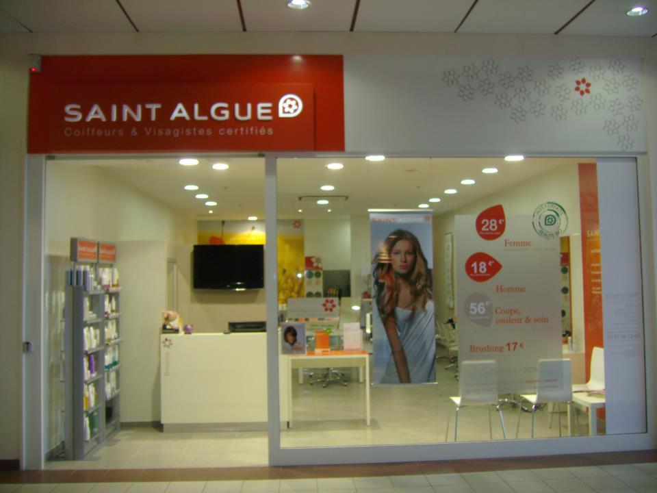 Saint algue auchy les mines avis tarifs horaires t l phone - Salon de coiffure saint algue ...