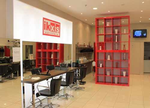 Ikxis coiffure tours horaires