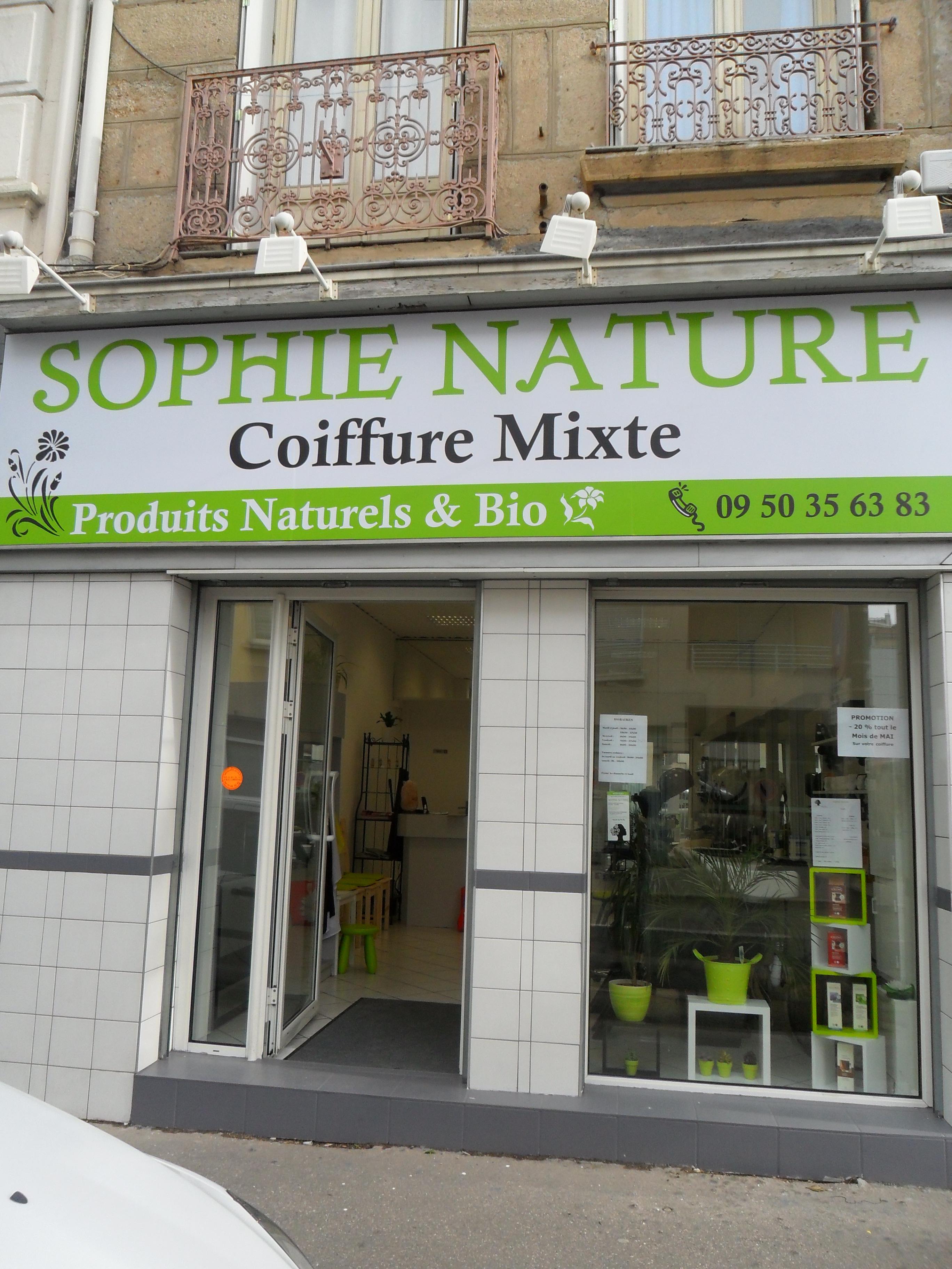 Sophie nature Saint-Etienne