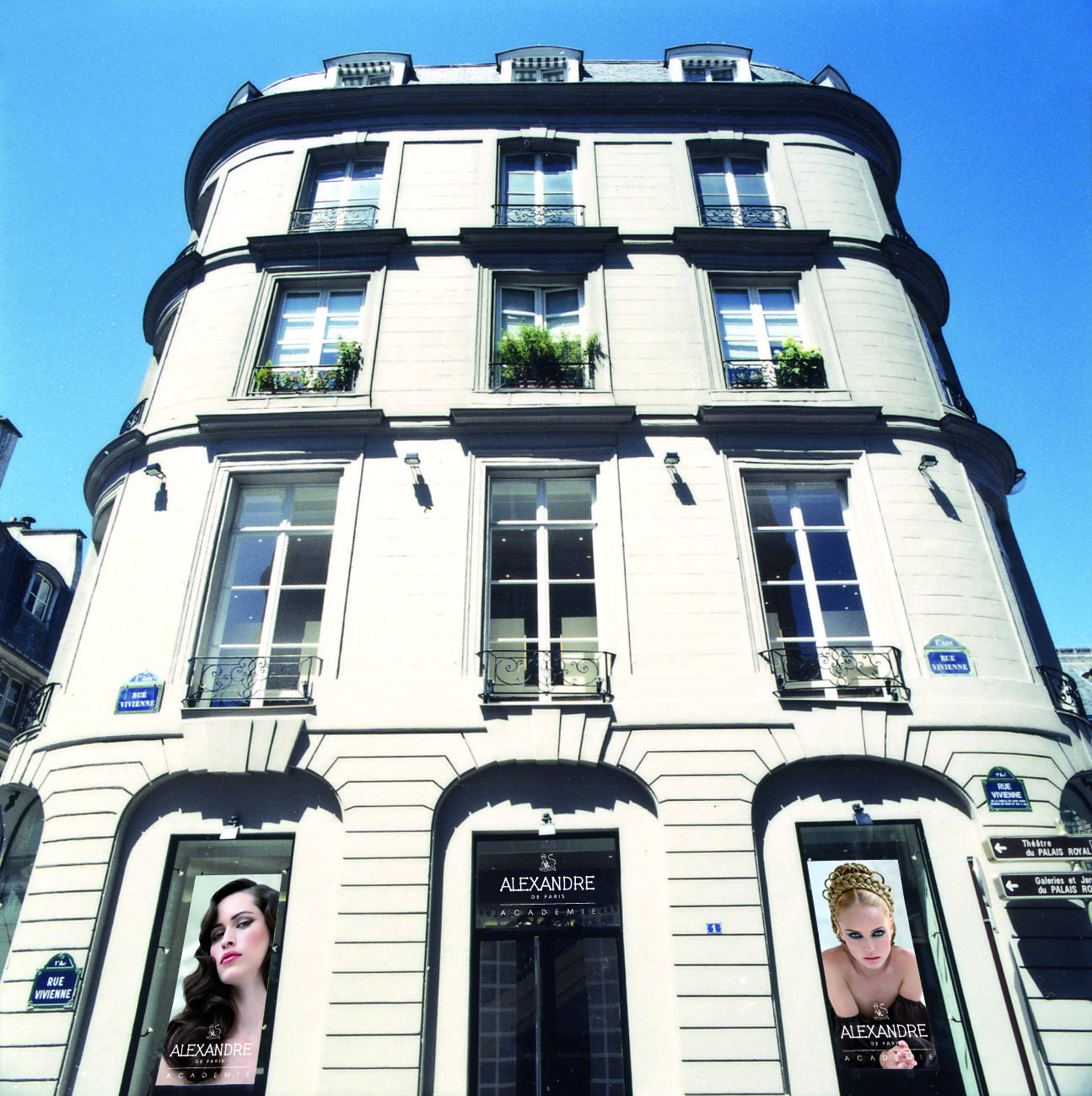 Le studio Alexandre de Paris