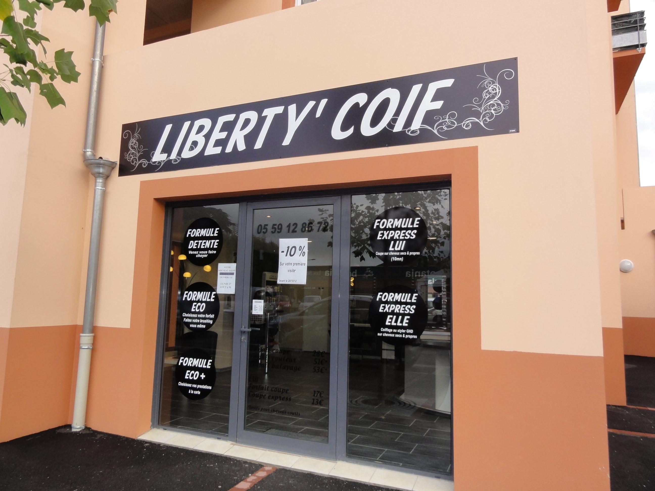 Liberty' Coif