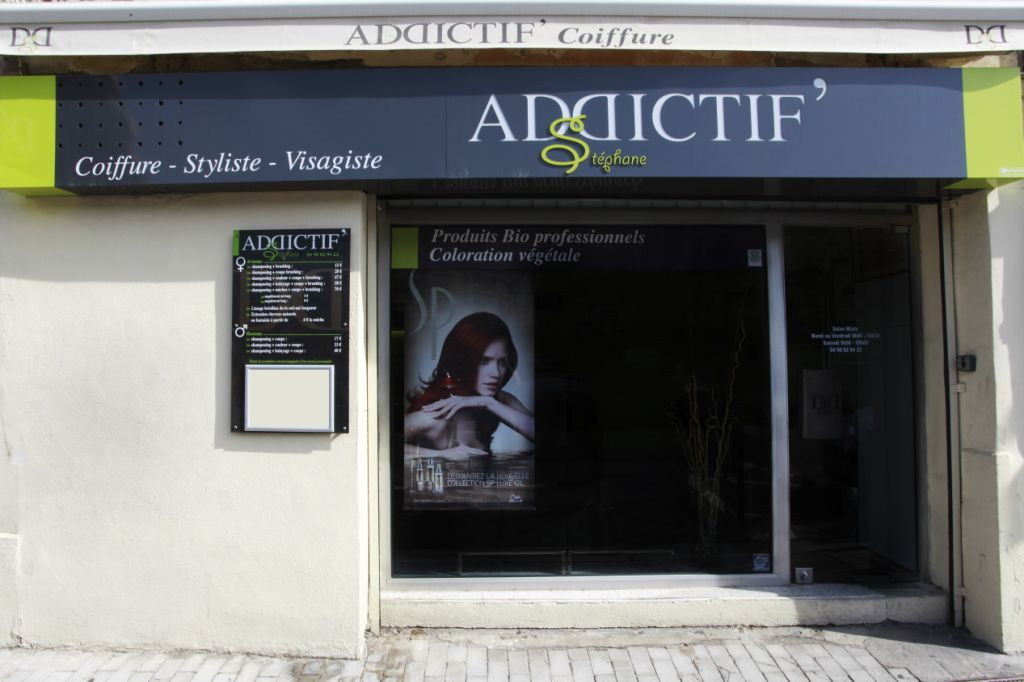 Addictif à Avignon