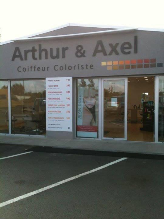 Arthur Et Axel - Poitiers